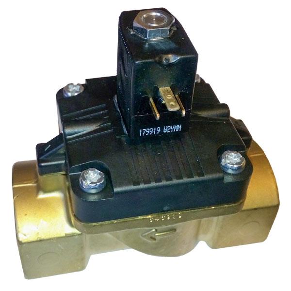Эл./магнитный клапан подачи воды автомата промывки