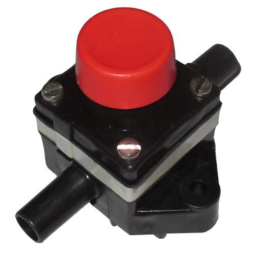Кнопка дозатора красная