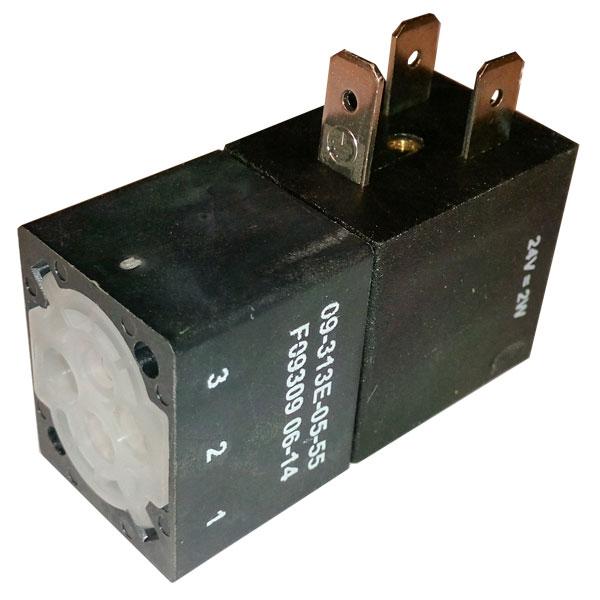 3/2 Эл/магнитный клапан DN 2.5-24 V/2W
