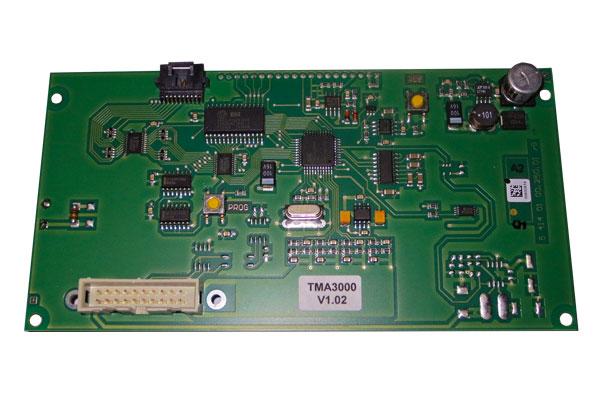 Плата управления TMA 3000-CPU