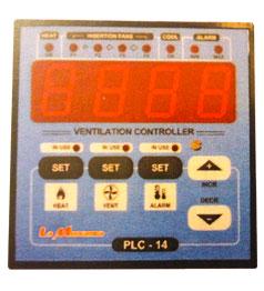Модуль управления системой вентиляции